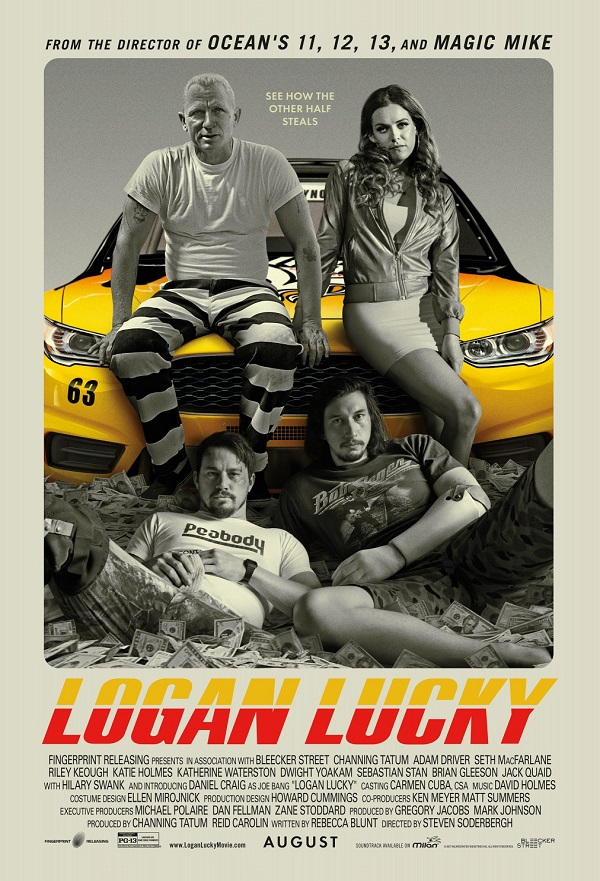 Logan Lucky kapak