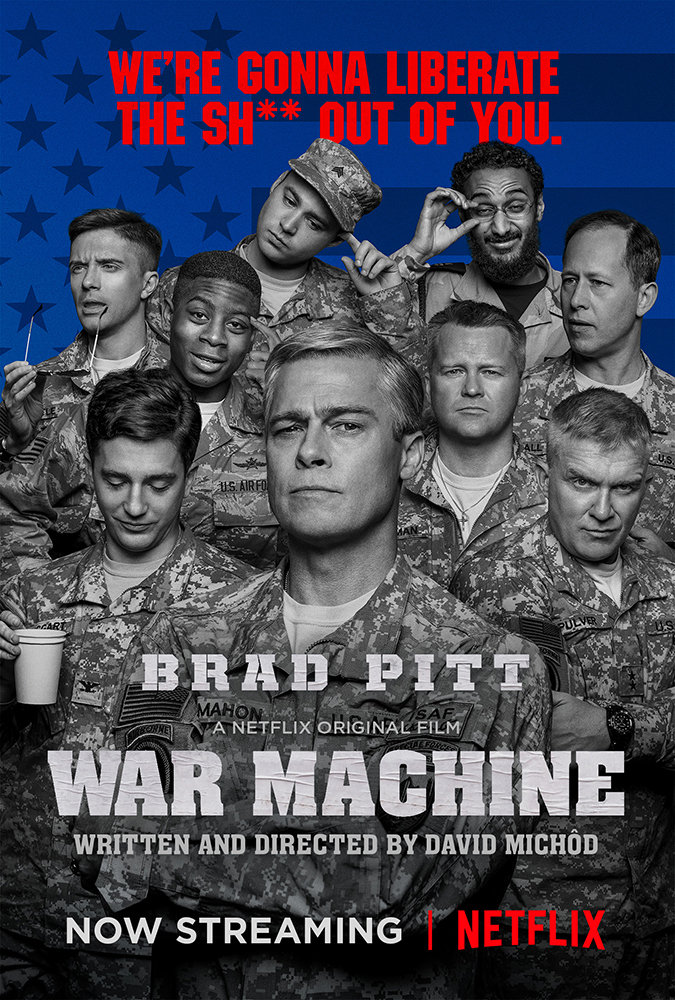 War Machine kapak