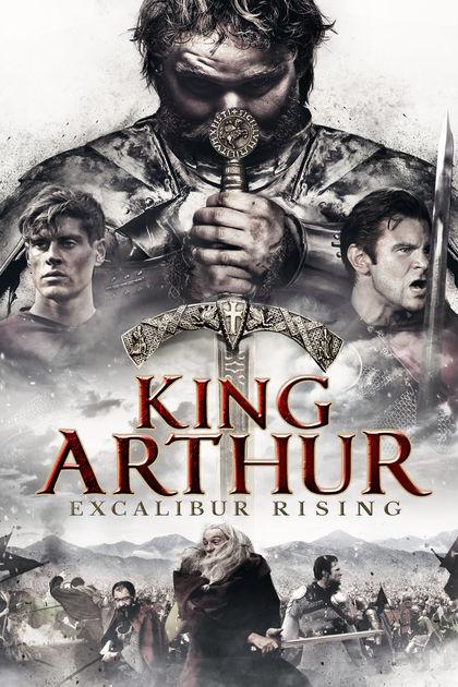King Arthur: Excalibur Rising kapak