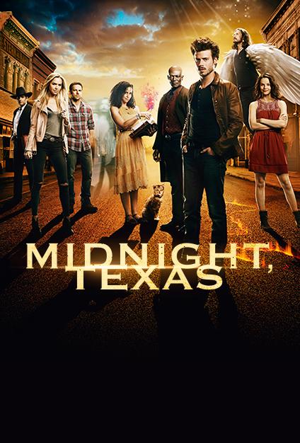 Midnight, Texas kapak