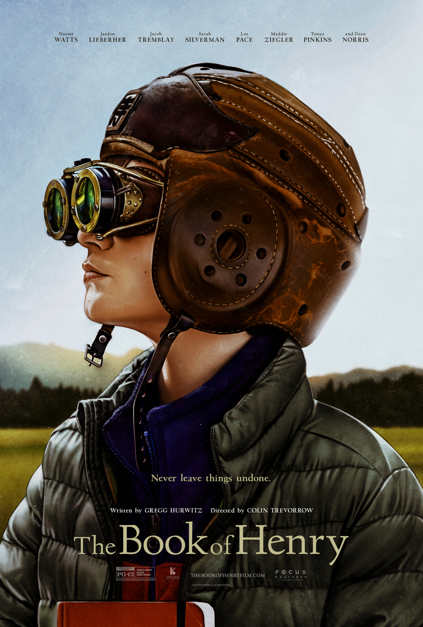 The Book of Henry kapak