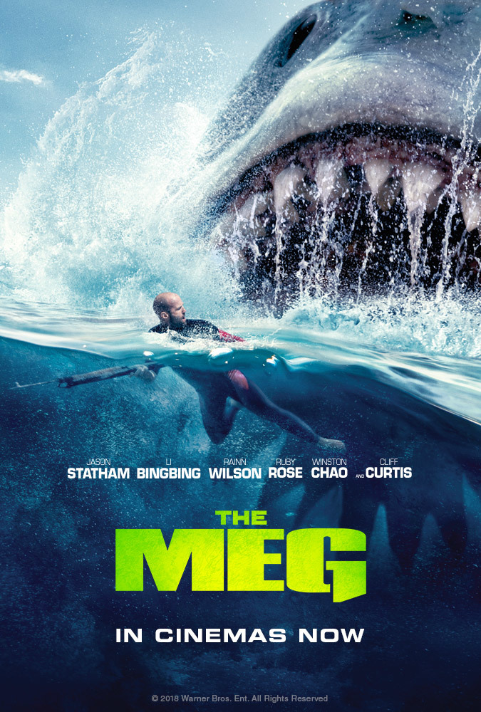 The Meg kapak