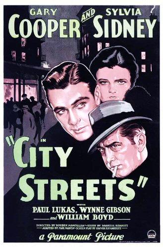 City Streets kapak