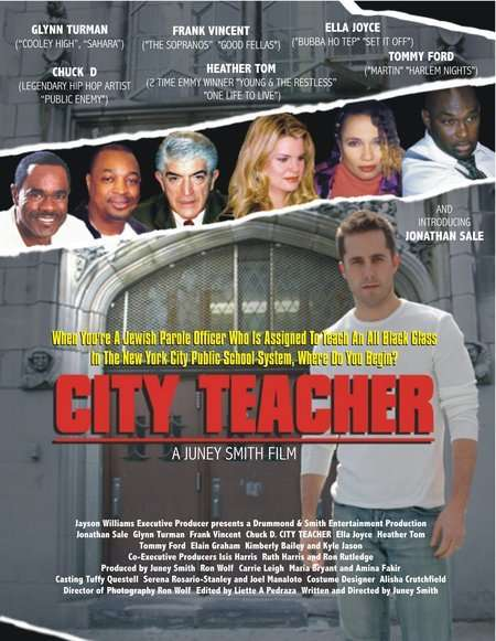 City Teacher kapak