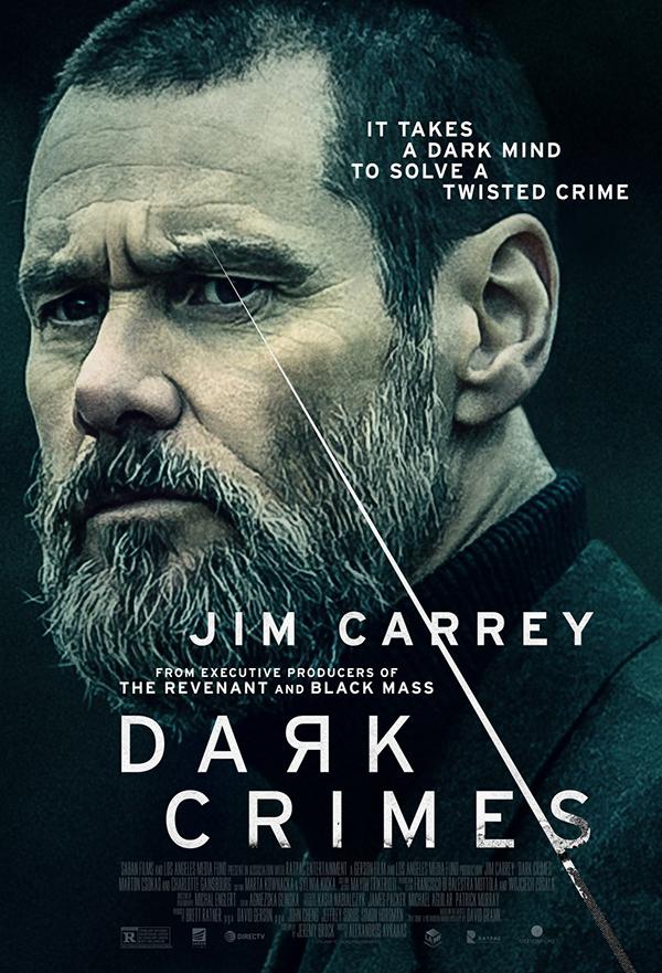 Dark Crimes kapak