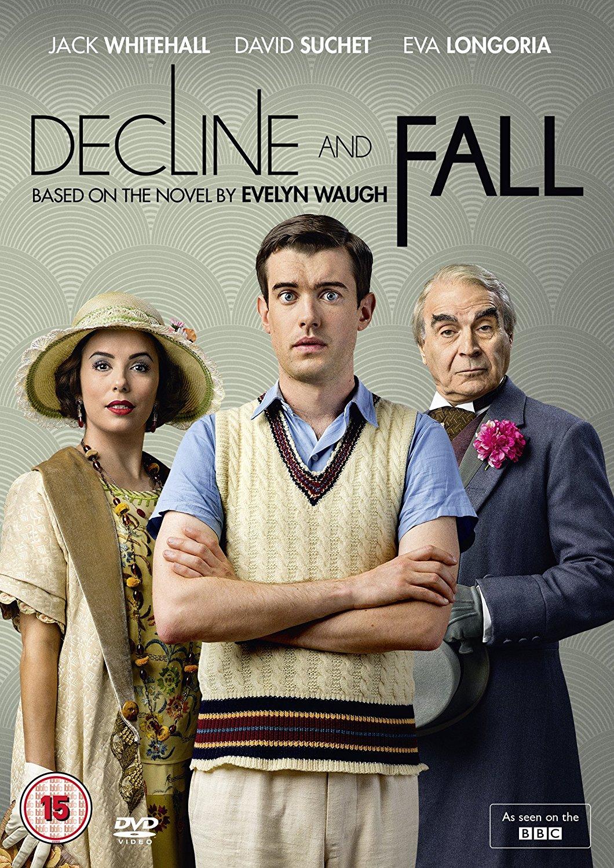 Decline and Fall kapak