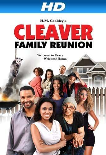 Cleaver Family Reunion kapak