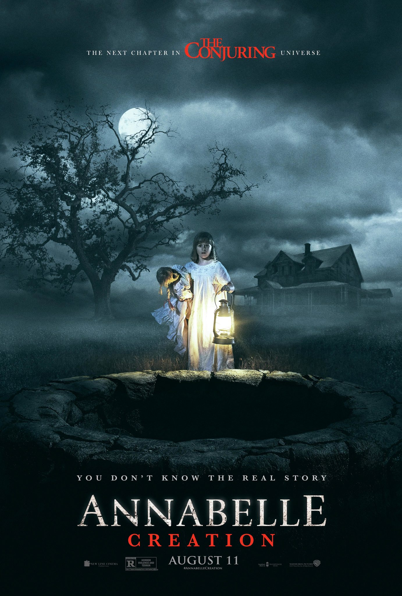 Annabelle: Creation kapak