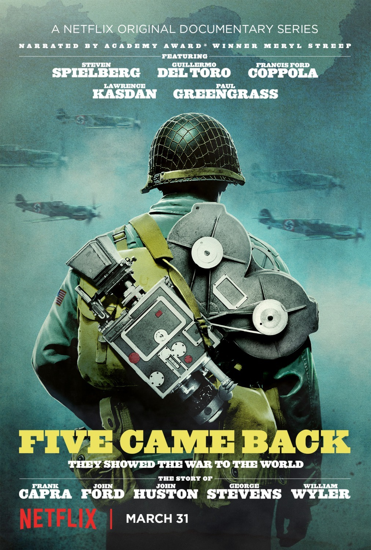 Five Came Back kapak