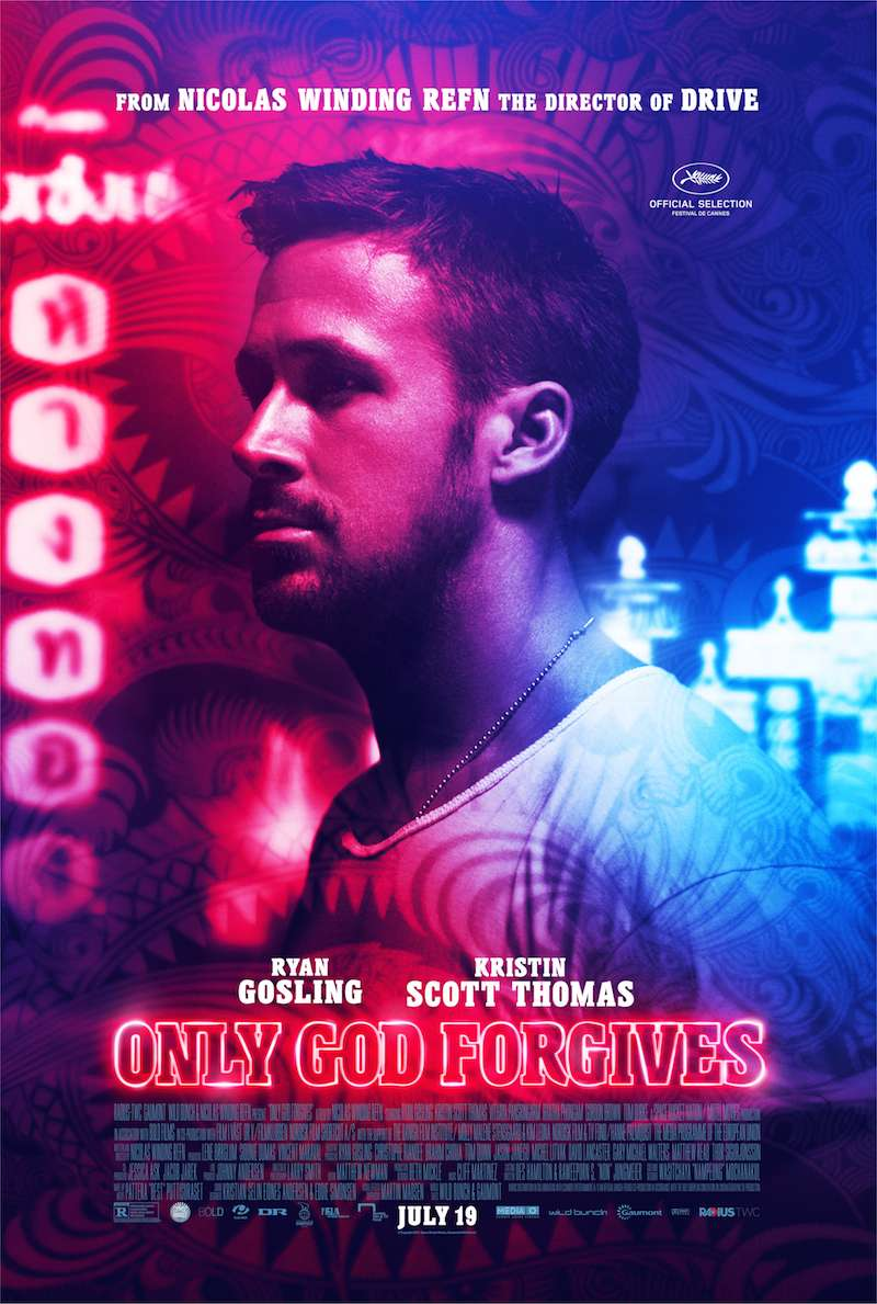 Only God Forgives kapak