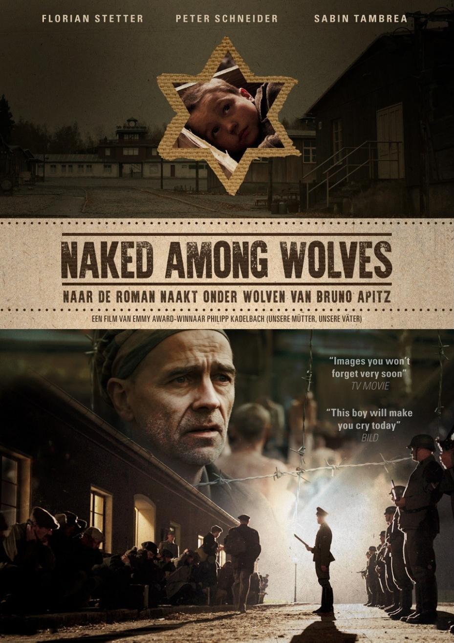 Naked Among Wolves kapak