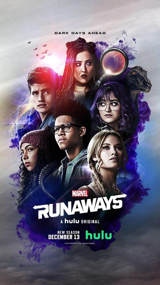 Runaways kapak