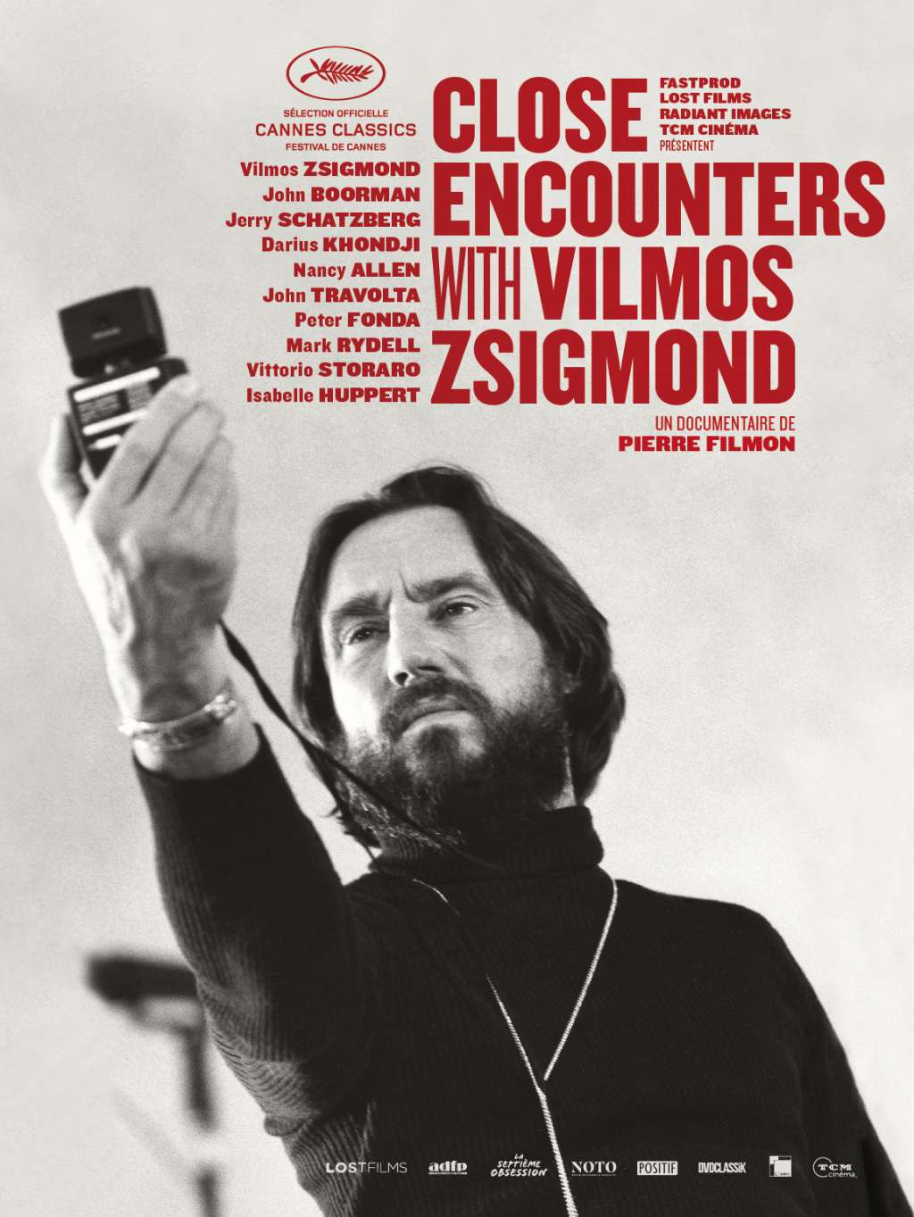 Close Encounters with Vilmos Zsigmond kapak
