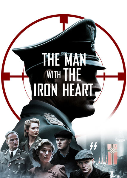 The Man with the Iron Heart kapak