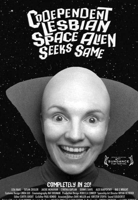Codependent Lesbian Space Alien Seeks Same kapak