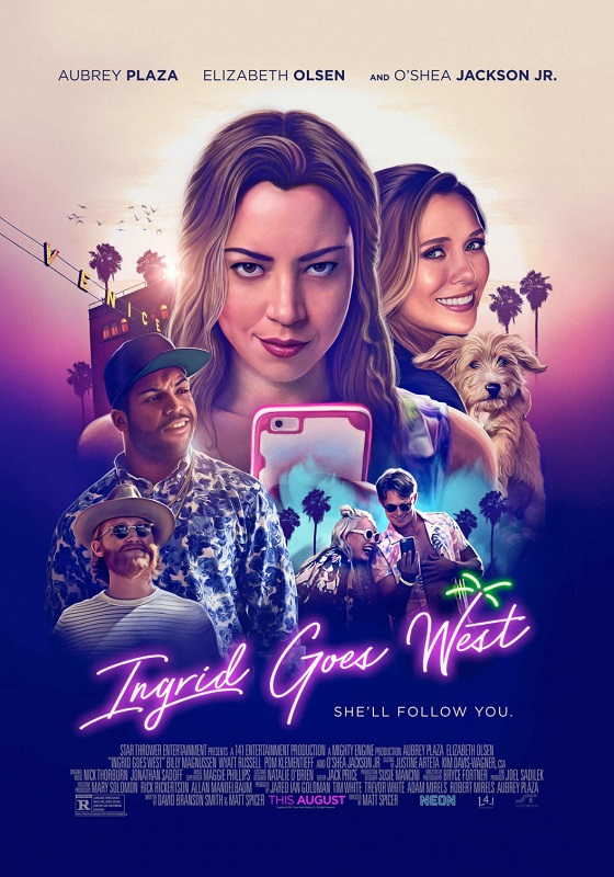 Ingrid Goes West kapak