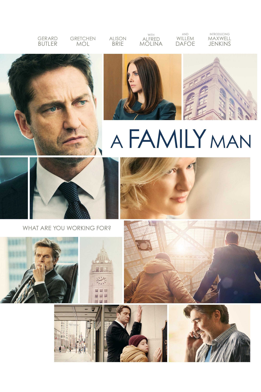 A Family Man kapak