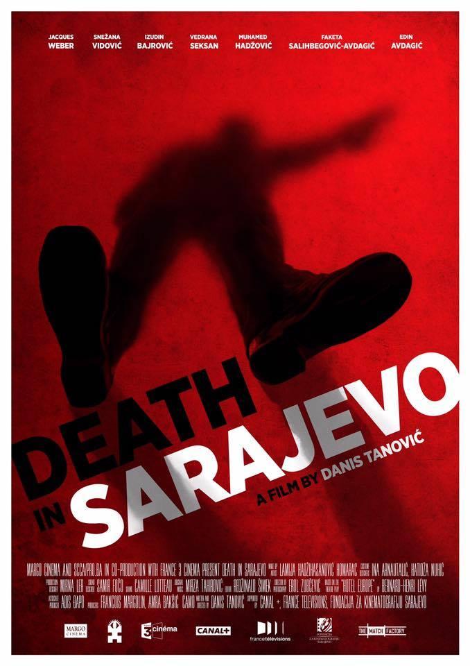 Death in Sarajevo kapak
