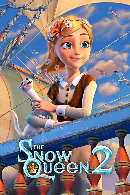 The Snow Queen 2 kapak