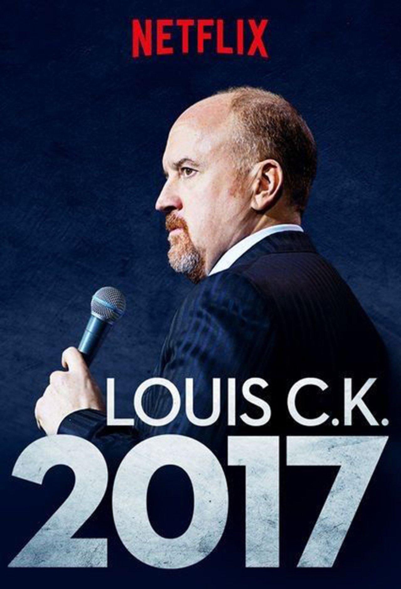 Louis C.K. 2017 kapak