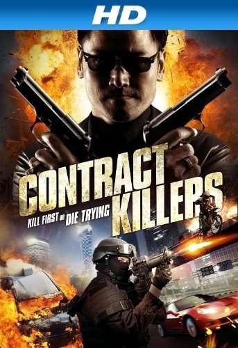 Contract Killers kapak