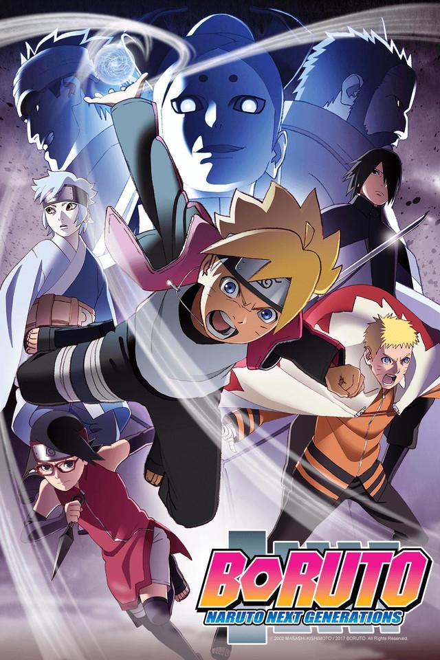 Boruto: Naruto Next Generations kapak