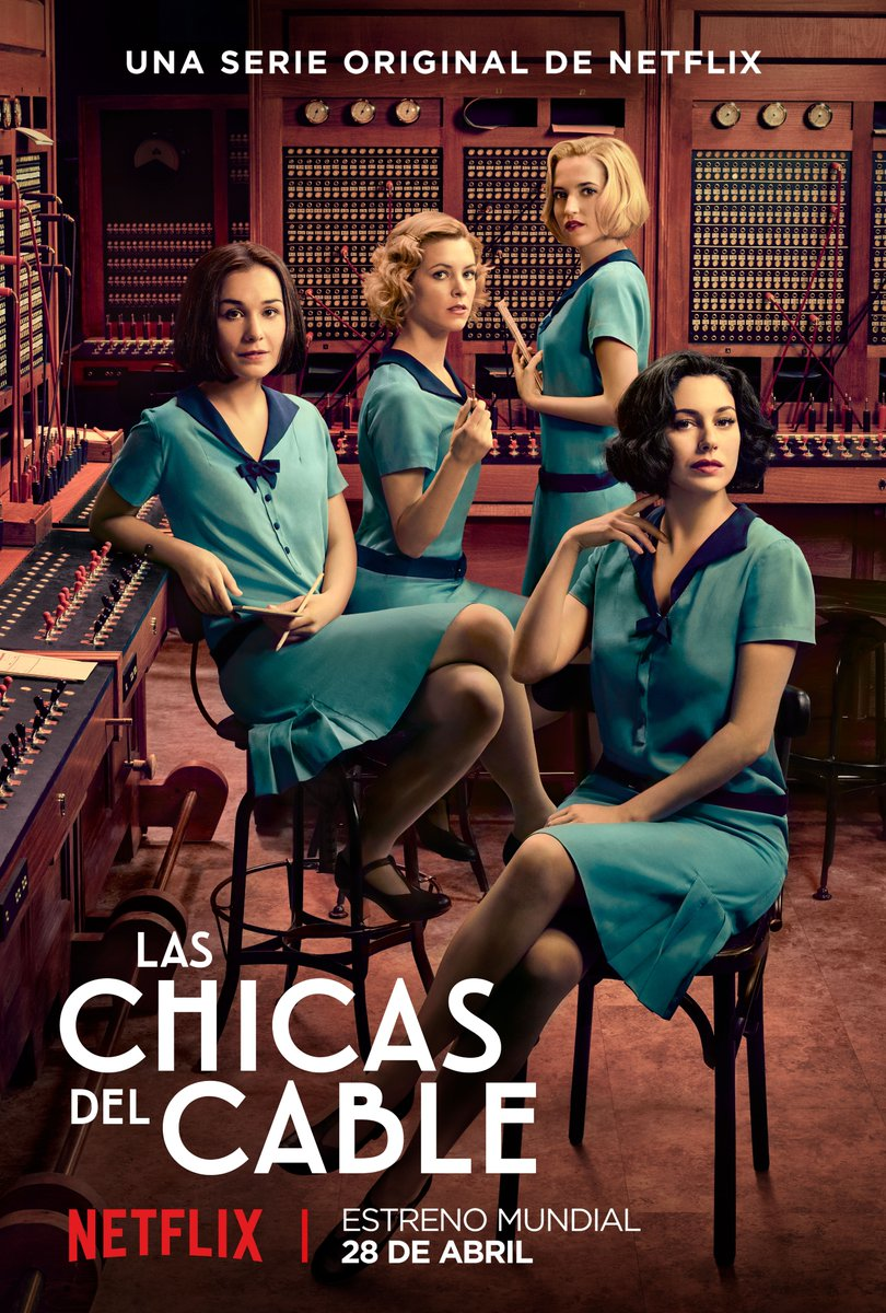 Cable Girls kapak