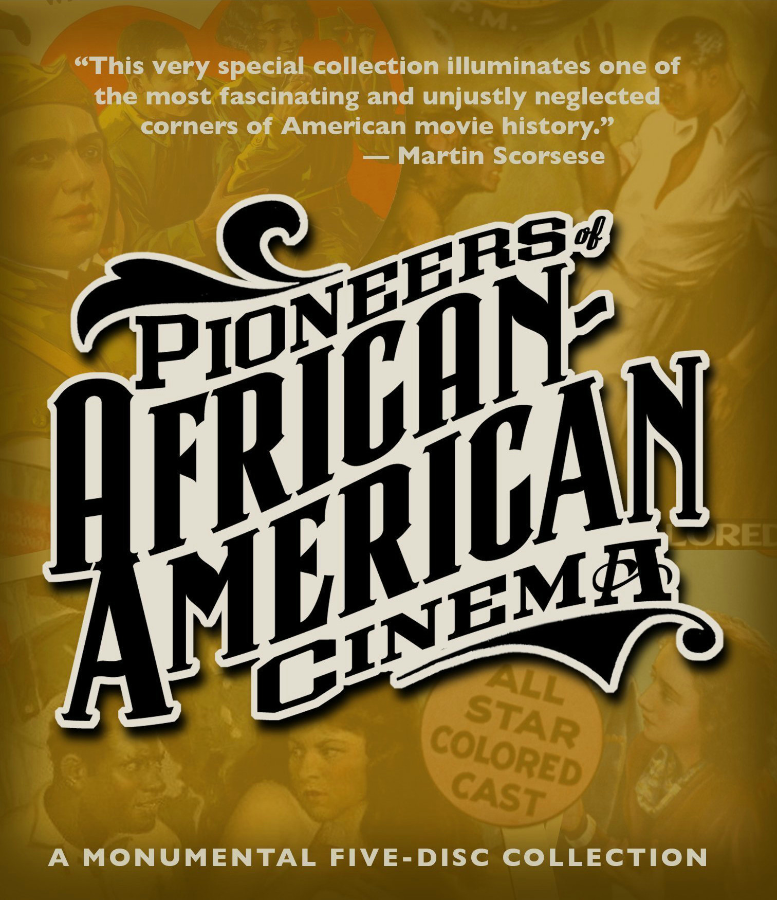 Pioneers of African-American Cinema: About the Restoration kapak
