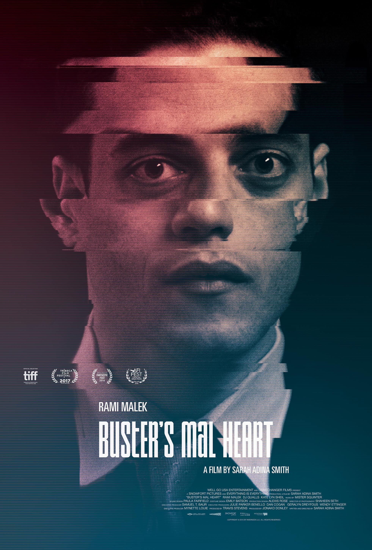 Buster's Mal Heart kapak