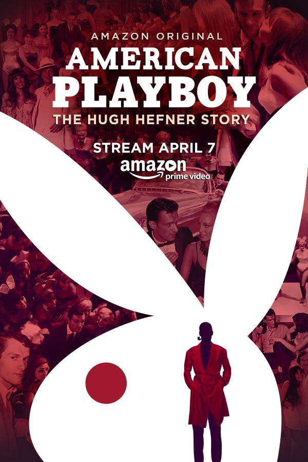 American Playboy: The Hugh Hefner Story kapak