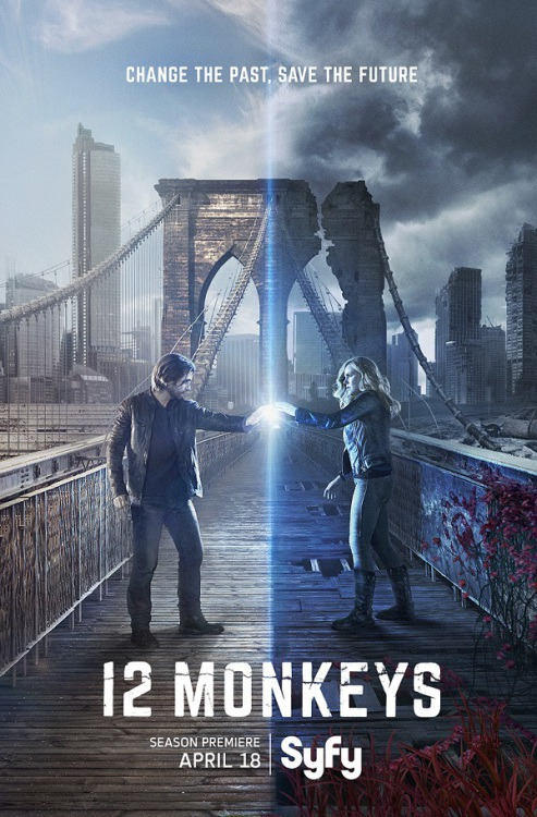 12 Monkeys kapak
