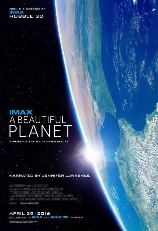 A Beautiful Planet kapak