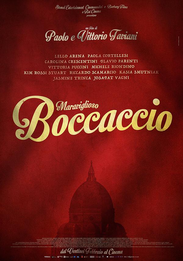Wondrous Boccaccio kapak