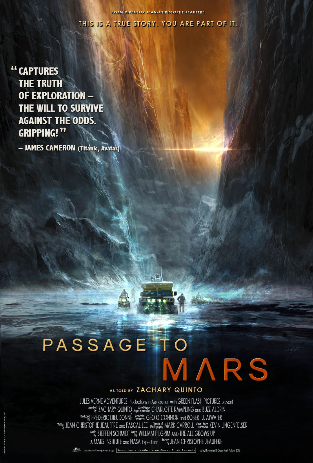 Passage to Mars kapak