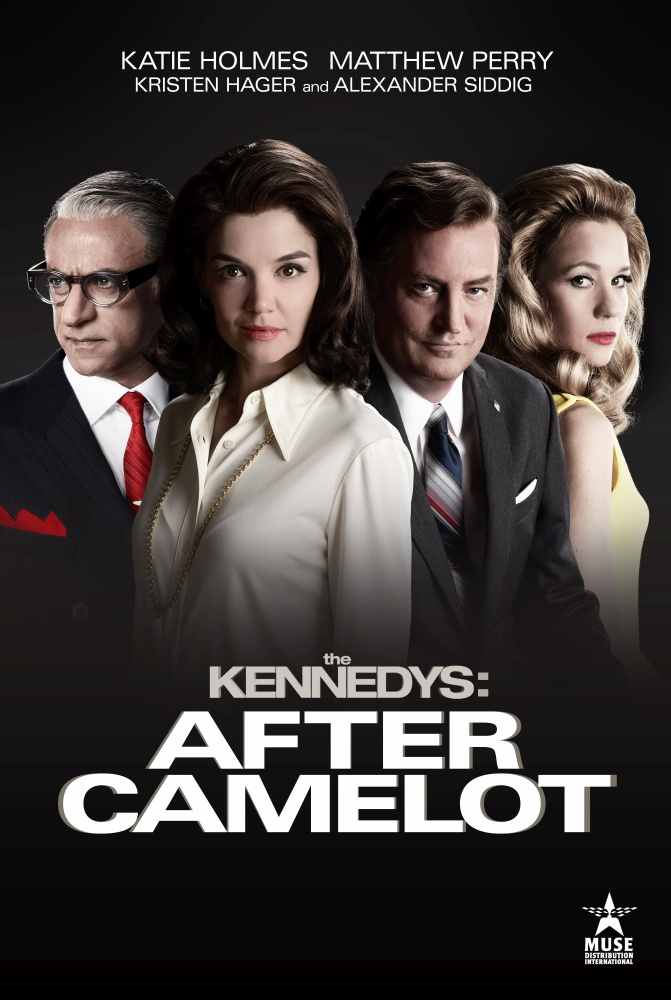 The Kennedys After Camelot kapak