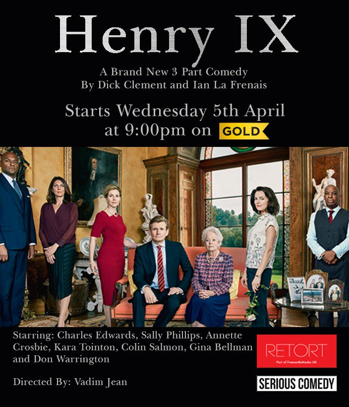 Henry IX kapak