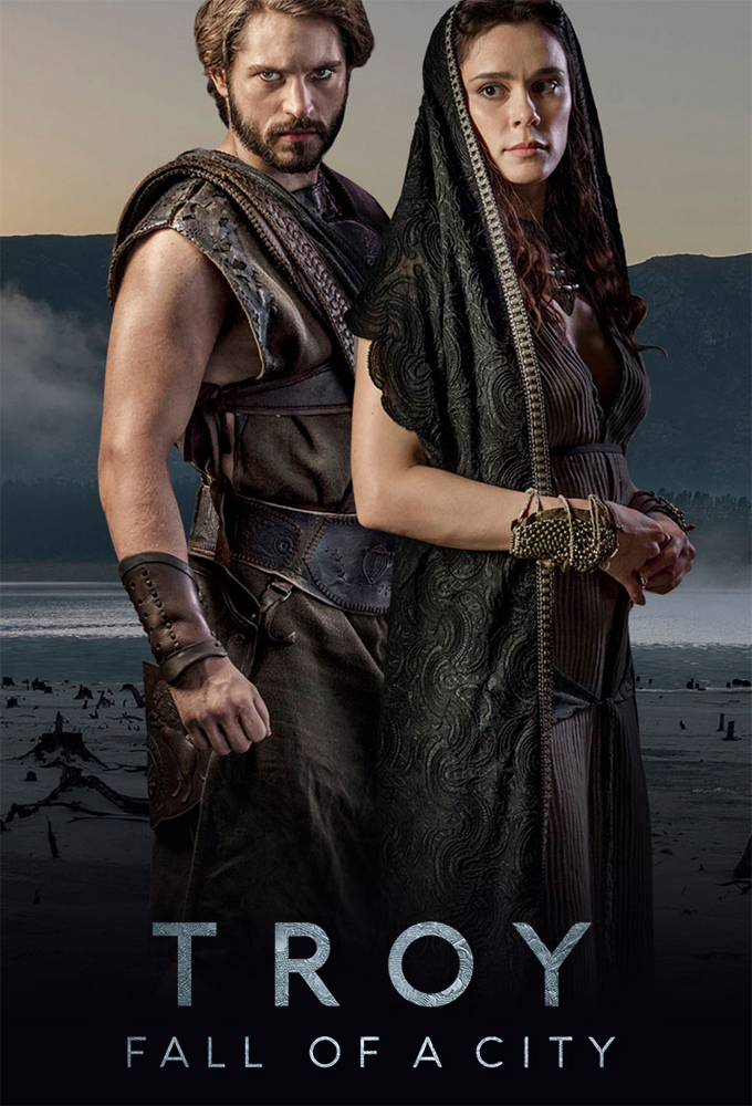 Troy: Fall of a City kapak