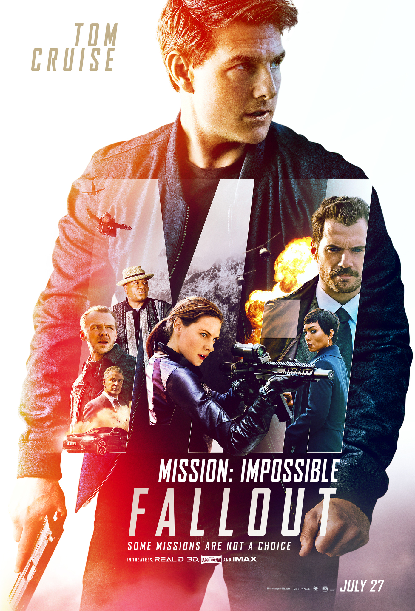 Mission: Impossible - Fallout kapak