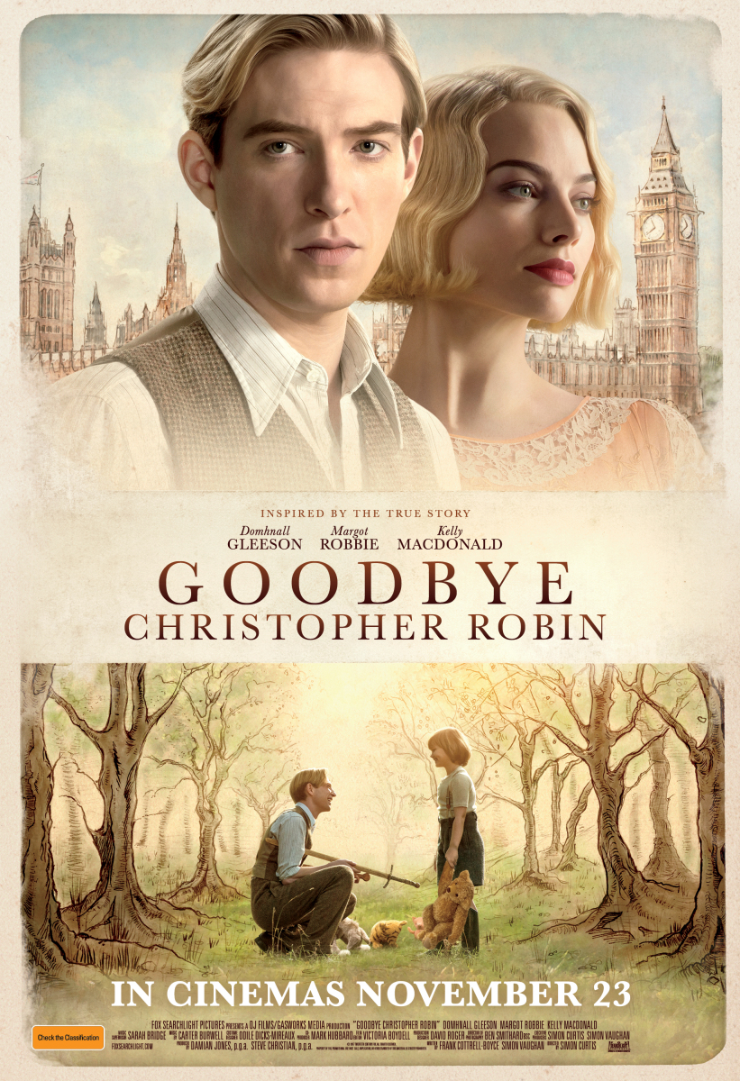 Goodbye Christopher Robin kapak