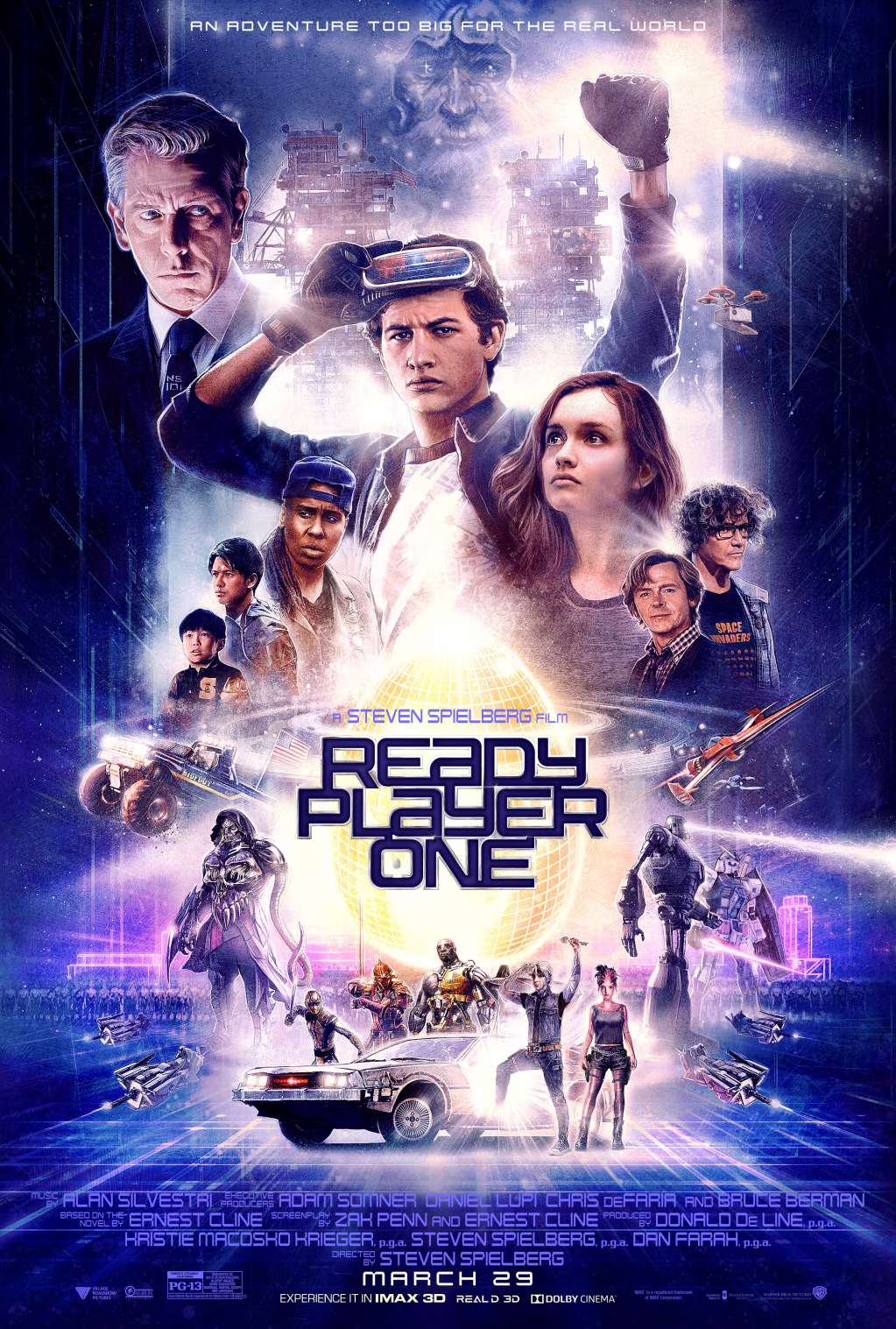Ready Player One kapak