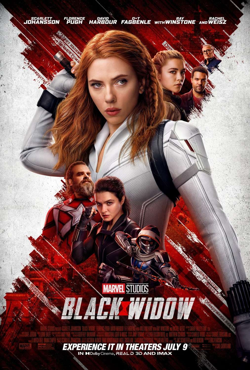 Black Widow kapak
