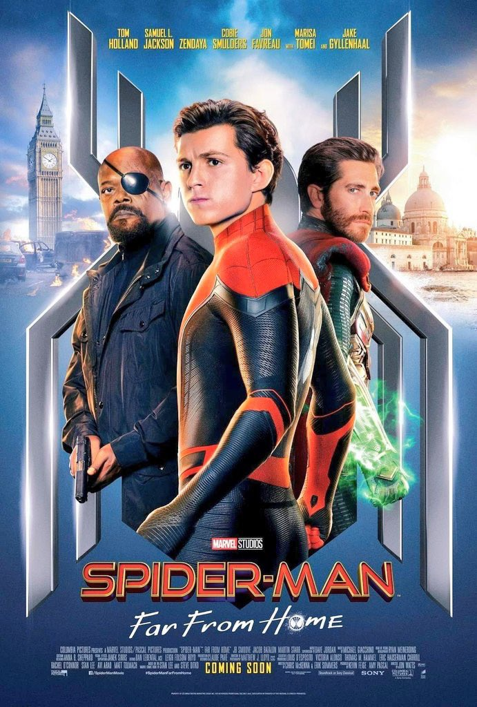 Spider-Man: Far from Home kapak