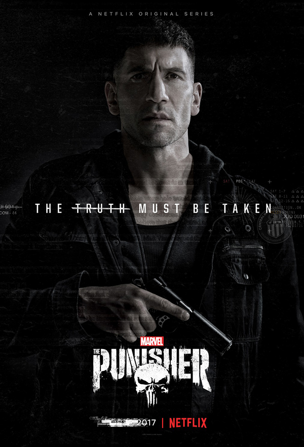 The Punisher kapak
