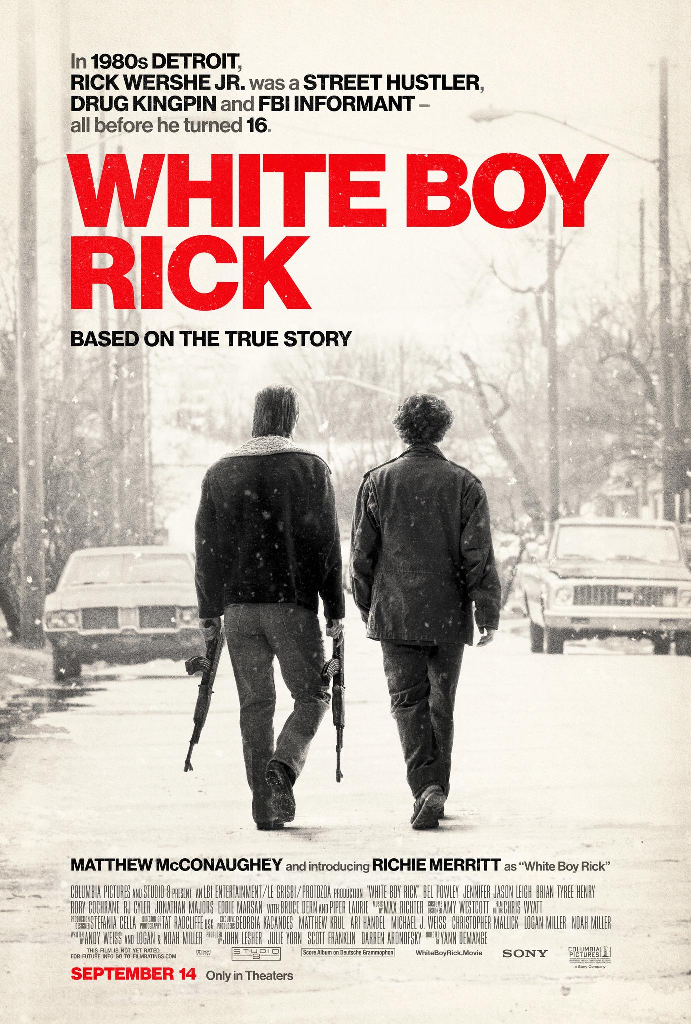 White Boy Rick kapak