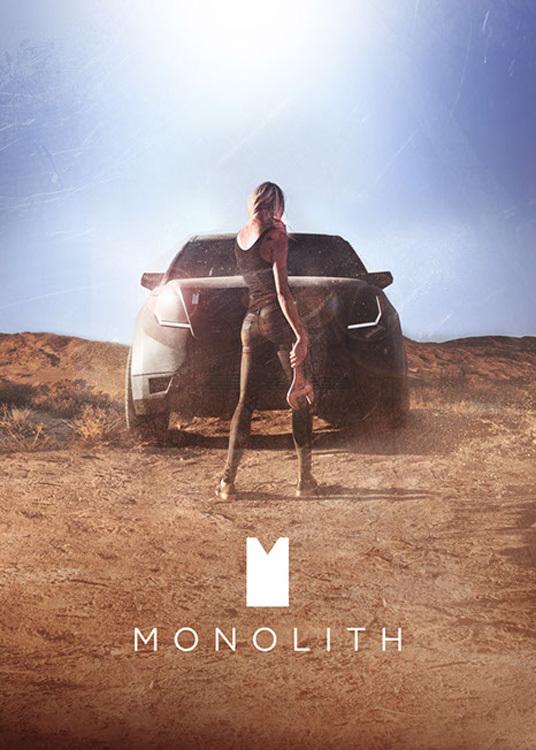 Monolith kapak