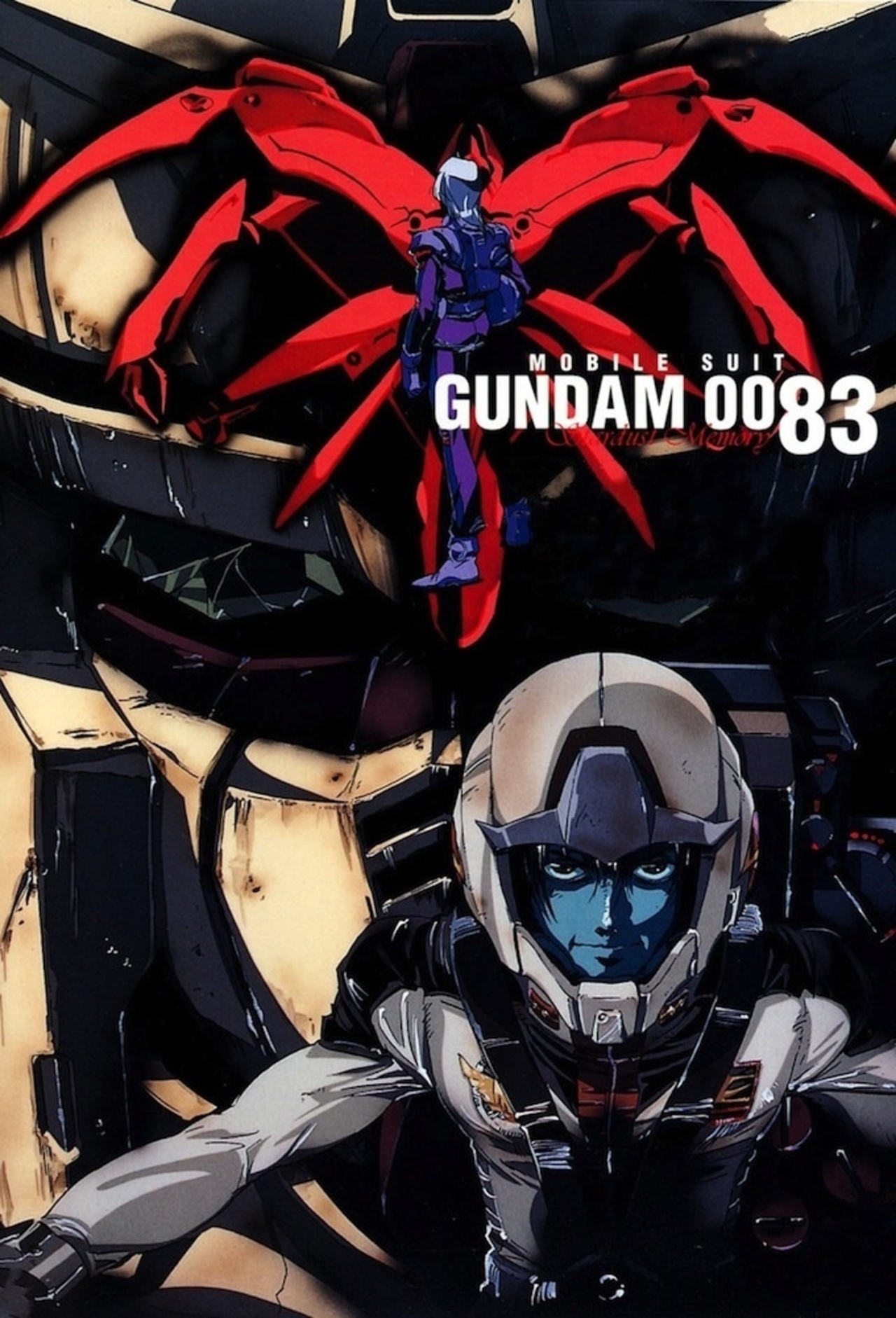 Mobile Suit Gundam 0083: Stardust Memory kapak