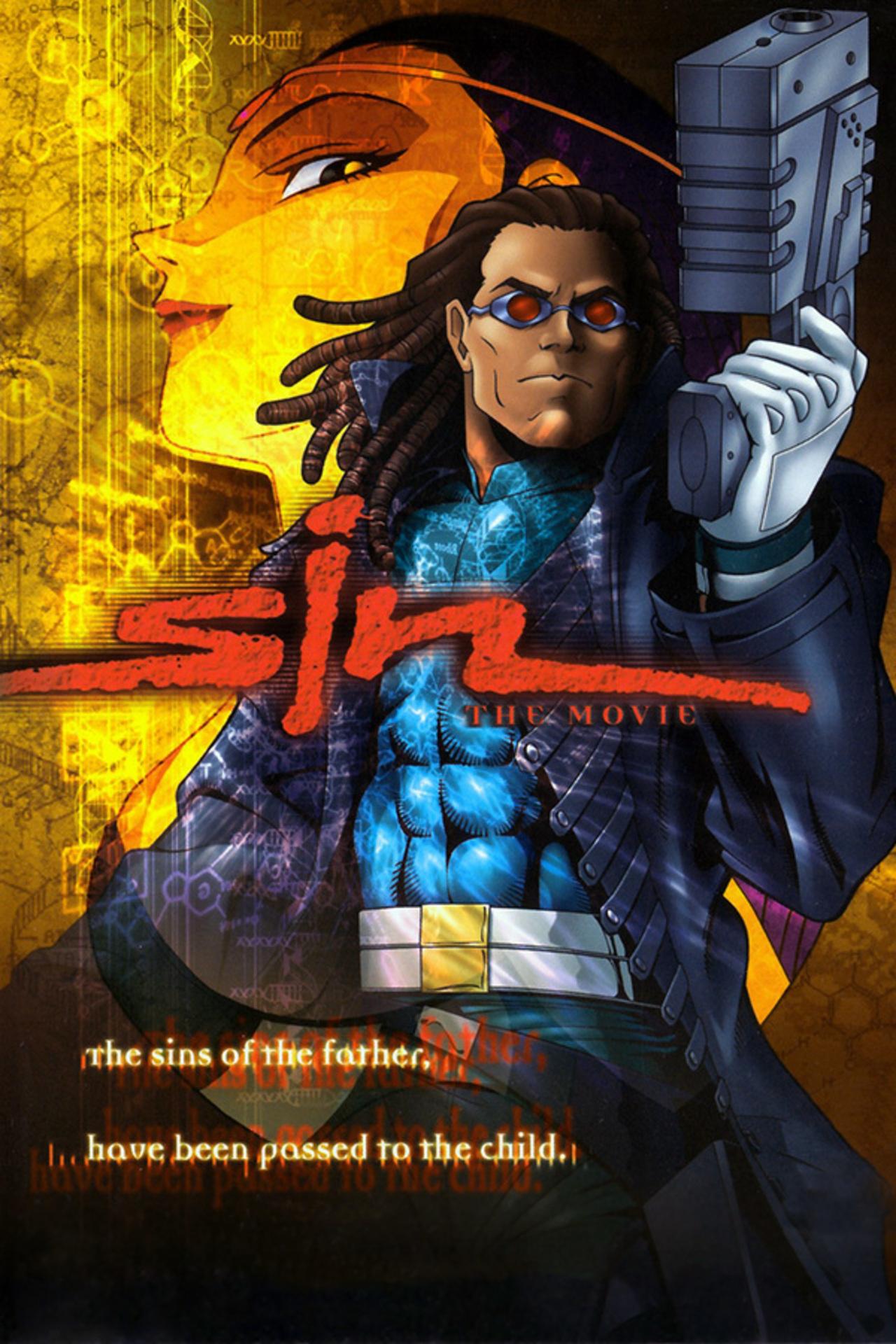 Sin: The Movie kapak