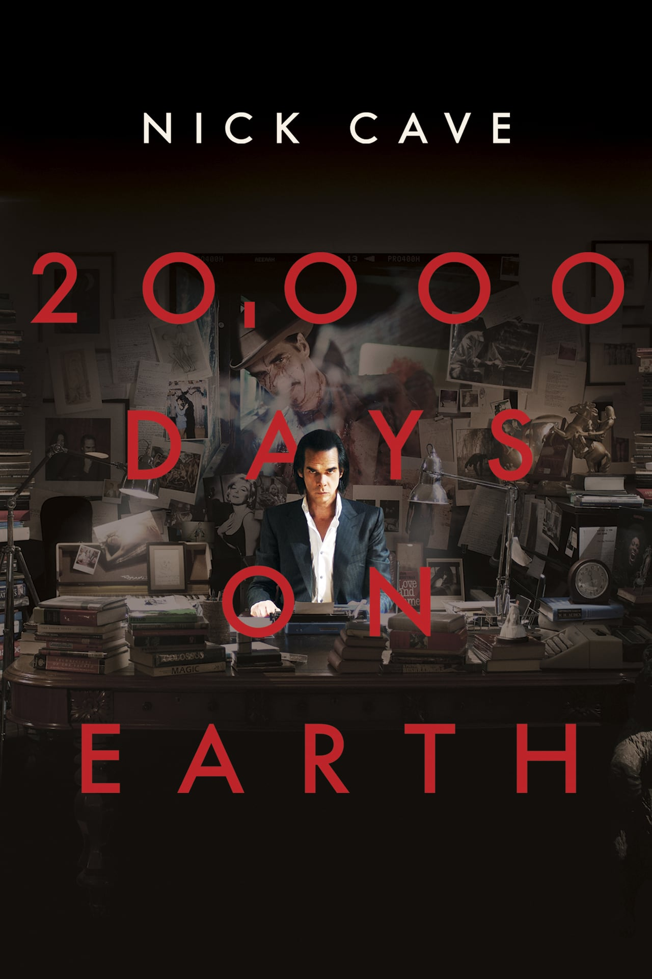20,000 Days on Earth kapak