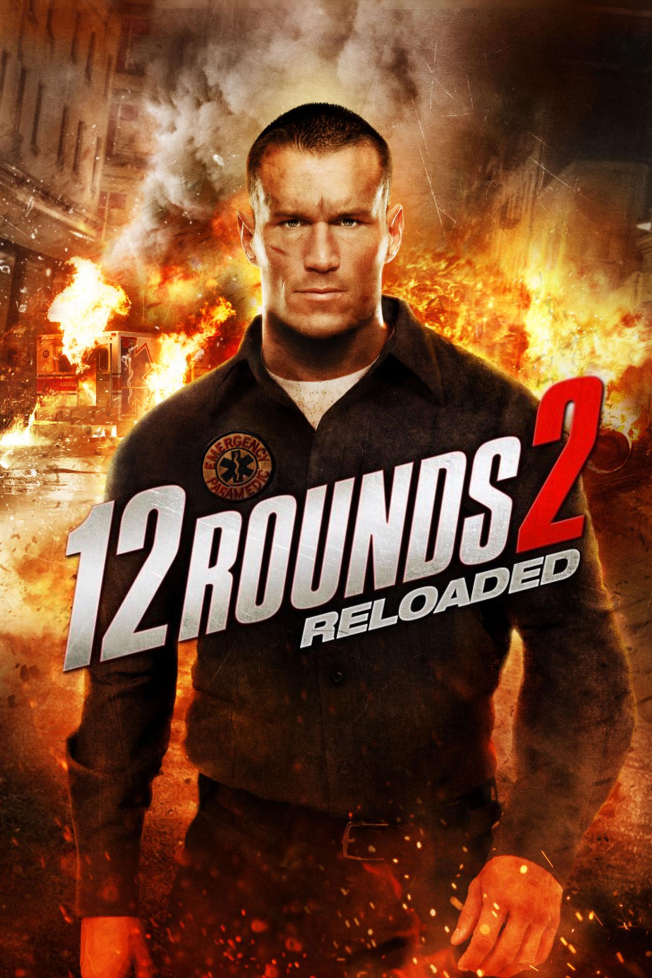 12 Rounds 2: Reloaded kapak