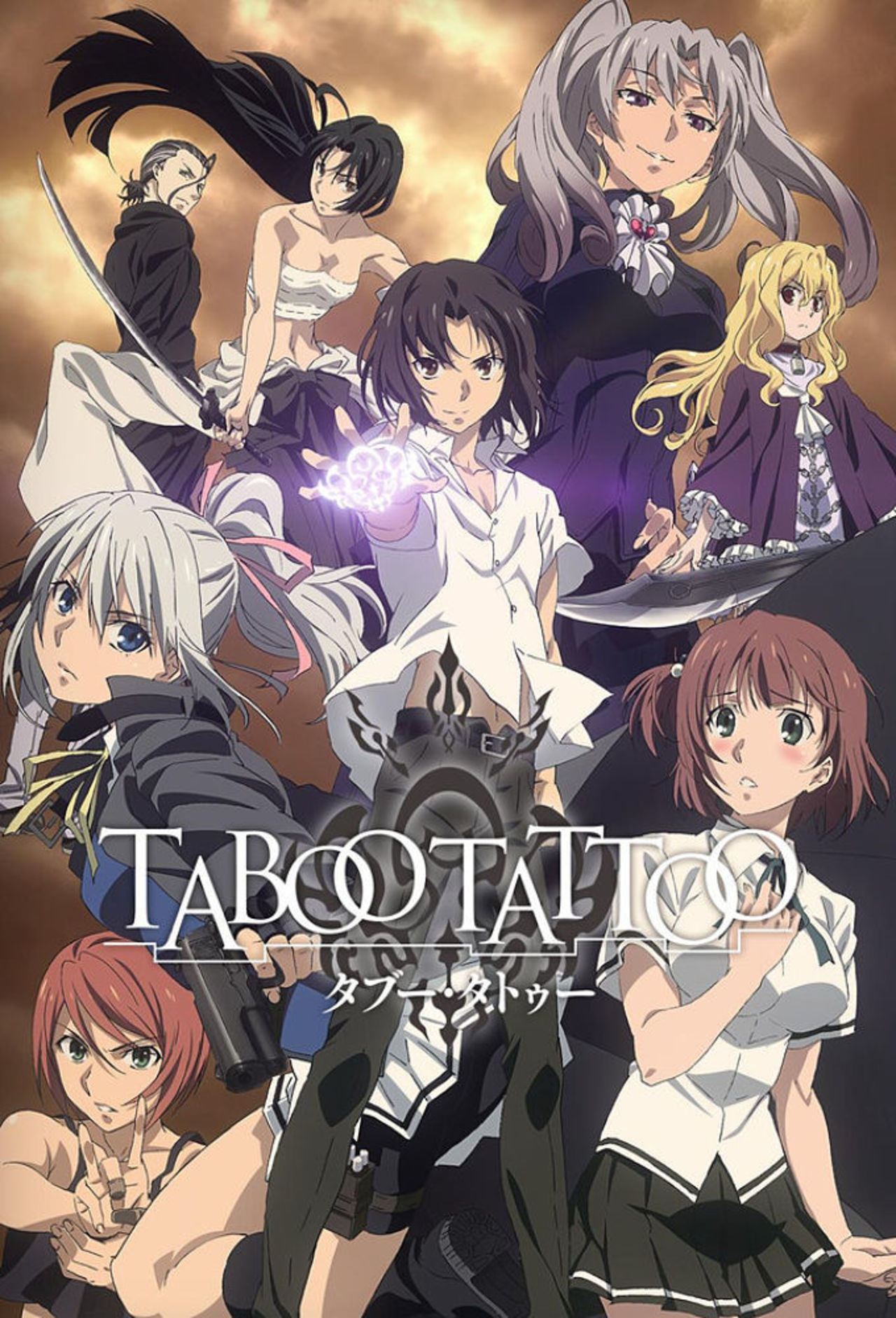 Taboo-Tattoo kapak